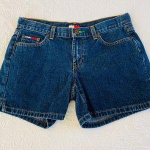 TOMMY HILFIGER Nearly Vintage Jill Denim Shorts